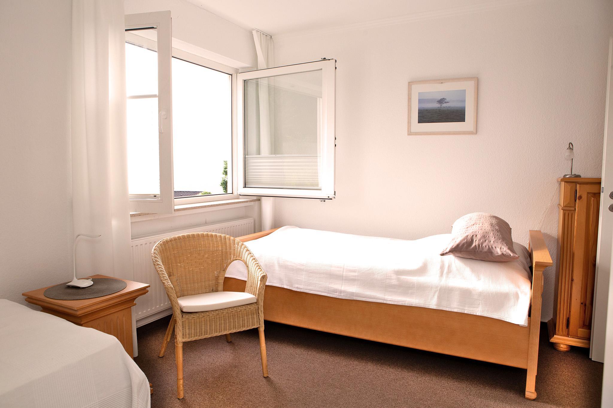 Ein weiteres Schlafzimmer bspw. für Großfamilien oder die Kinder.